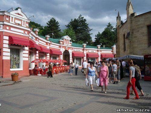 майские праздники в Кисловодске